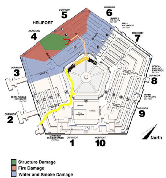 Pentagon Ring Layout